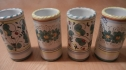 Deruta Italian Ceramic Shot Glasses image