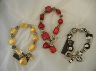 Murano Glass Bracelet Personal and Professional